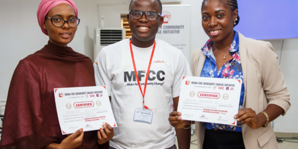 MFCC Empowered 30 changemakers on using new media for achieving sustainable development goals