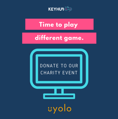 BUY A KEY & IMPACT LIVES THROUGH OUR CHARITY EVENT: #SOLIDARITYWEDNESDAY!