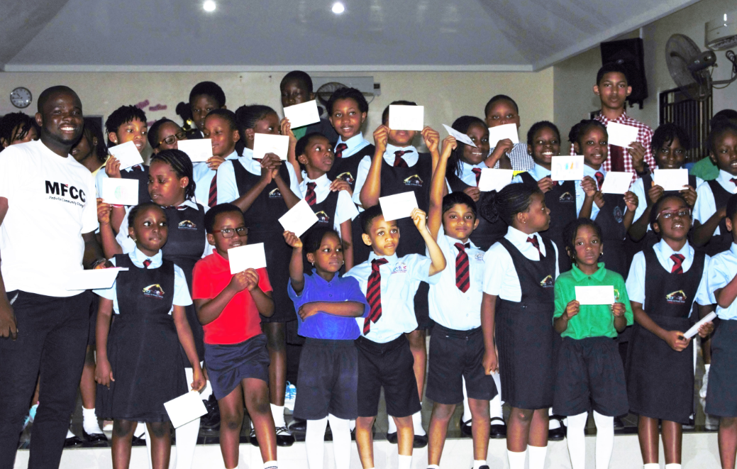 MFCC RAISED THE VOICES OF CHILDREN IN NIGERIA ON CLIMATE CHANGE