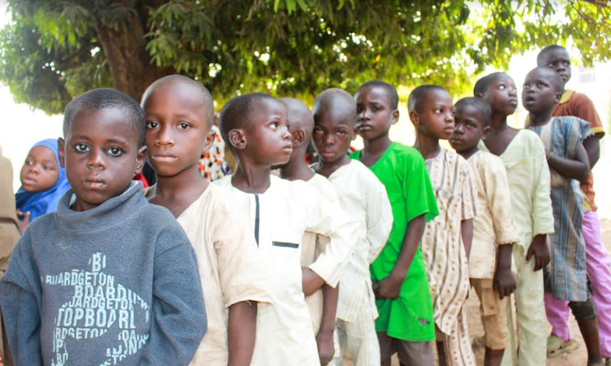 Out of School Children in Nigeria: NGO Sent 31 back to School