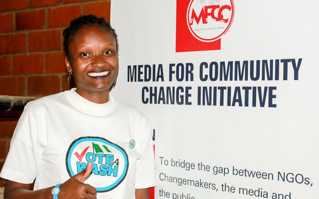#VOTE4WASH: MFCC PARTNERS WATERAID