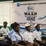 HOPESPRING, WATERAID, MFCC LAUNCHED WASHCLUB IN SCHOOLS