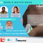 WASH: Nigerian Based NGO and Partners to leverage Data to address water Poverty.